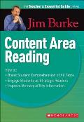 Teachers Essential Guide Series Content Are