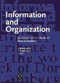 Information and Organization: A Tribute to the Work of Don Lamberton