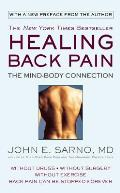 Healing Back Pain The Mind Body Connection
