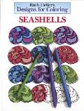 Seashells Designs For Coloring