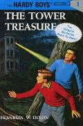 Hardy Boys 2 Books in 1 The Tower Treasure 001 The House on the Cliff 002