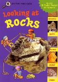 Looking at Rocks [With Sticker Sheet and Pocket]