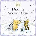 Poohs Snowy Day