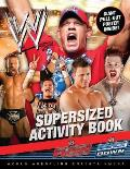 Supersized Activity Book (Wwe)