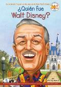 ?qui?n Fue Walt Disney?