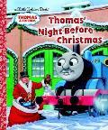 Thomas Night Before Christmas Thomas & Friends