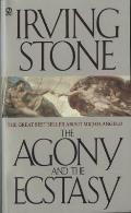 Agony & the Ecstasy A Biographical Novel of Michelangelo