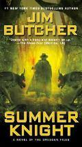 Summer Knight Dresden Files 04