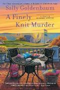 Finely Knit Murder A Seaside Knitters Mystery