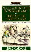Alice In Wonderland & Through The Lookin