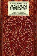 Treasury of Asian Literature Arabia India China & Japan