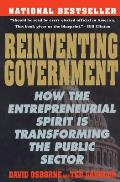 Reinventing Government The Five Strategies for Reinventing Government