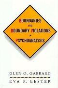 Boundaries & Boundary Violations In Psyc