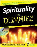 Spirituality for Dummies [With CDROM]