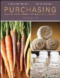 Purchasing Selection & Procurement for the Hospitality Industry 8th edition