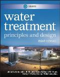 MWHs Water Treatment Principles & Design 3rd Edition