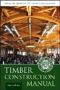 Timber Construction Manual 6th Edition