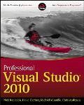 Professional Visual Studio 2010