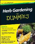 Herb Gardening For Dummies 2nd Edition