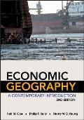 Economic Geography A Contemporary Introduction
