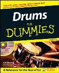 Drums For Dummies 2nd Edition