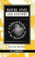 Nature State & Economy A Political 2nd Edition