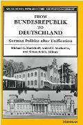 From Bundesrepublik To Deutschland Germa
