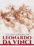 Notebooks Of Leonardo Da Vinci Volume 2
