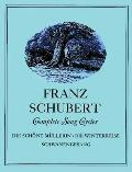 Complete Song Cycles franz schubert