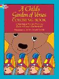 Childs Garden Of Verses Coloring Book