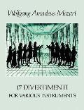 Seventeen Divertimenti For Various Instr