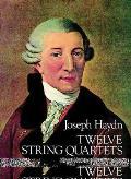Twelve String Quartets Opp 55 64 & 71 Complete