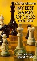 My Best Games Of Chess 1905 1954