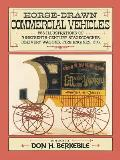Horse Drawn Commercial Vehicles 255 Illustrations of Nineteenth Century Stagecoaches Delivery Wagons Fire Engines Etc