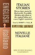 Italian Stories Novelle Italiane a Dual Language Book