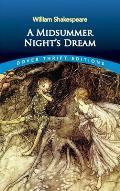 Midsummer Nights Dream Dover Thrift Edition
