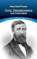 Civil Disobedience & Other Essays