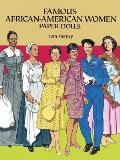 Famous African-American Women Paper Dolls