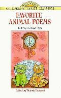 Favorite Animal Poems