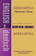 Siddhartha A Dual Language Book
