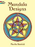 Mandala Designs Coloring Book