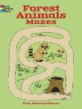 Forest Animals Mazes