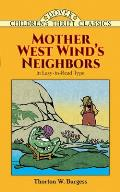 Old Mother West Wind 04 Mother West Winds Neighbors