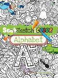 Seek, Sketch and Color Alphabet
