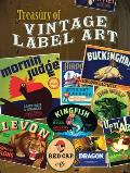 Treasury of Vintage Label Art