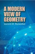 A Modern View of Geometry
