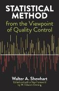 Statistical Method From The Viewpoint Of