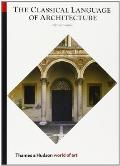 Classical Language Of Architecture Revis