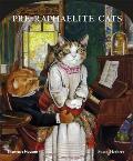 Pre-Raphaelite Cats