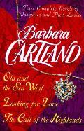 Barbara Cartland Three Complete Novels